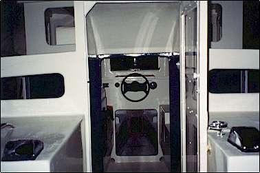 Microtrawler - Bolger micro trawler boats