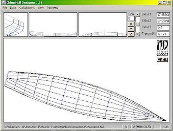 jajik: Free Boat design cad programs
