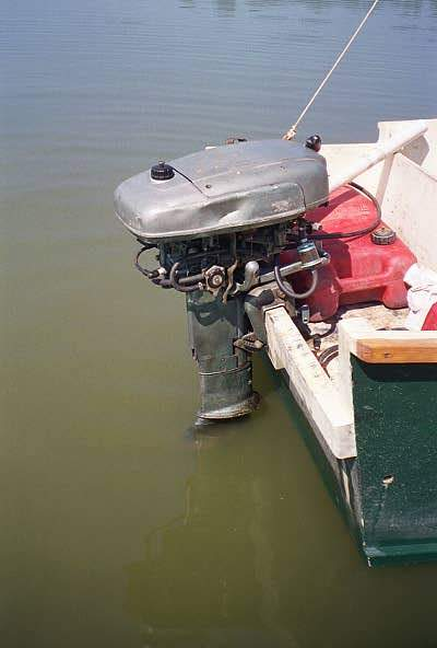 Vintage Evinrude Classic Johnson Antique Mercury Outboards For Sale