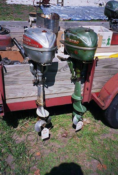 A Primer on Old Outboards