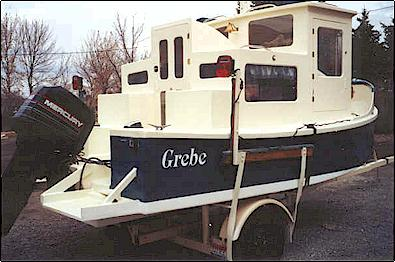 Bolger Microtrawler MakeOver - Bolger micro trawler boats