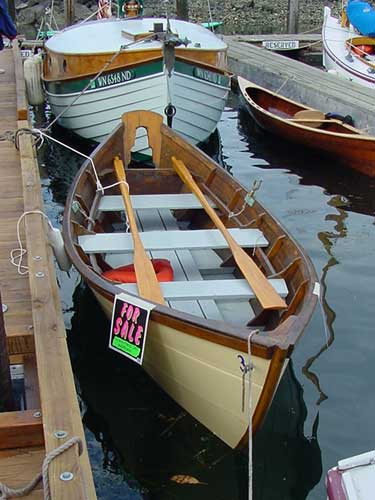 The Port Townsend Wooden Boat Festival