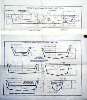 Sea Lovers: 3 sheet plywood boat plans