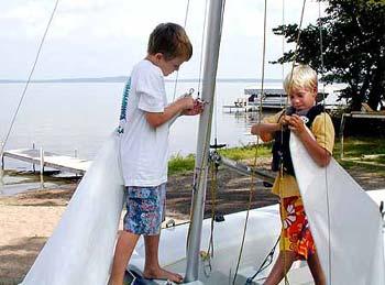 Bayou Skiff wooden boat plans - Uncle John's General Store