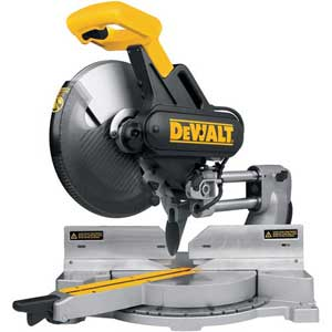 dewalt power tools saw. now that the unpleasantness is out of way, we will get into biggest and baddest miter saw kingdom. i start first with dewalt dw708 dewalt power tools