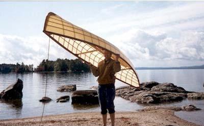 Canoe ultra leger