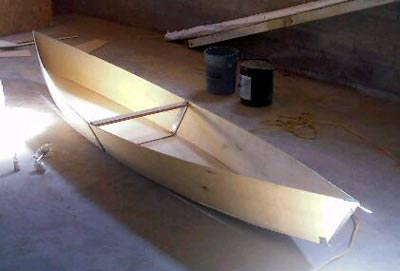 Along: Nice Plywood guide boat plans