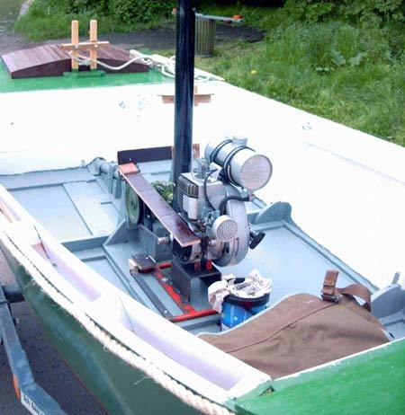Small Boat Inboard Motor All Boats