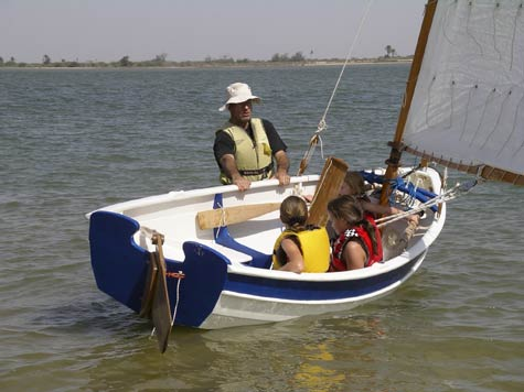 Nominations for best 12' sailing dinghy design - Page 4