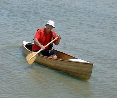 Duckworks Magazine - EasyB - a Solo Canoe