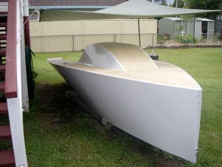 duckworks magazine - i550 sportboat