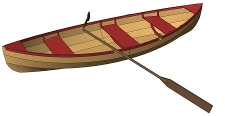 canoe kits and plans