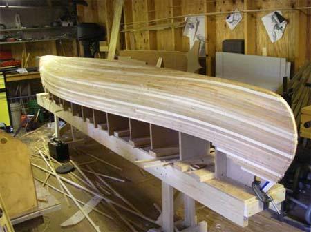 Kayak building plans stitch and glue | Aiiz