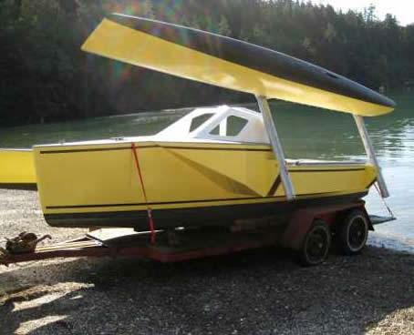trailerable sailboats for sale in michigan